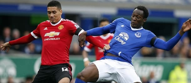 Manchester United host Everton in a crunch game on Sunday.