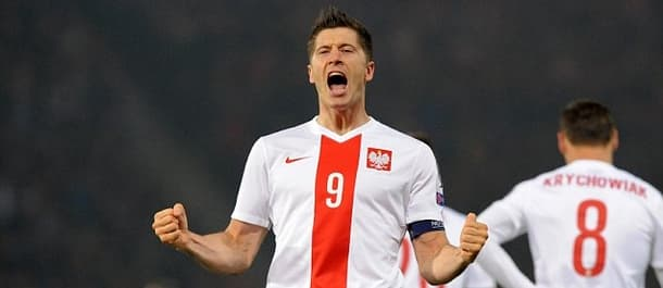 Poland have won the last four home games on the trot.