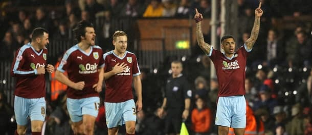 Burnley grabbed their 5th win in a row in the Championship at Fulham.
