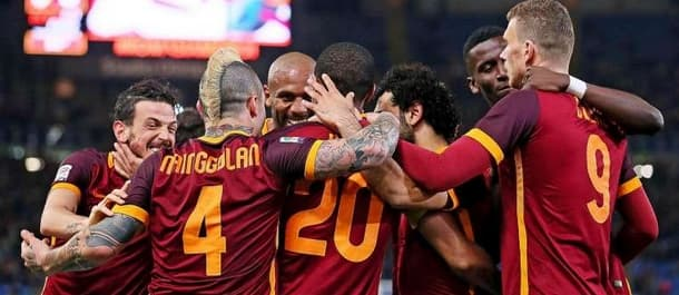 Roma have won seven on the trot in Serie A
