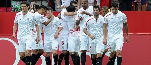 Sevilla have won sixteen straight home games.