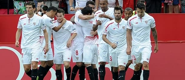 Sevilla are unbeaten at home in the league since September.