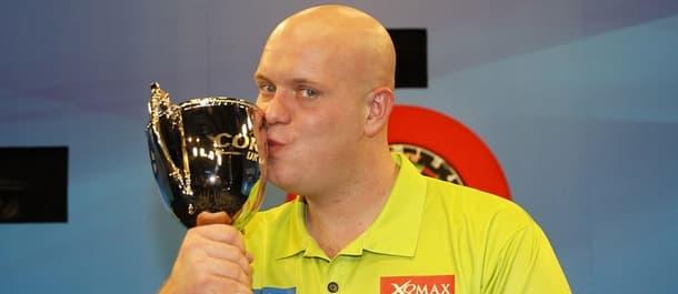 Michael van Gerwen retained his UK Open title last weekend.