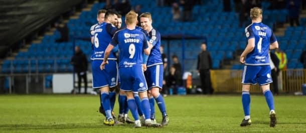Halifax need points for survival in the National League.
