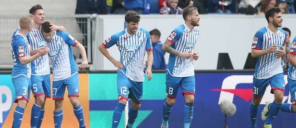 Hoffenheim have dragged themselves clear of the relegation zone.