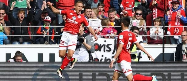 Mainz landed the odds at home to Augsburg last week.