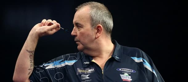 Phil Taylor has hit form again in the Premier League.
