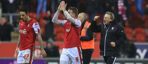 Rotherham are unbeaten in seven Championship games.