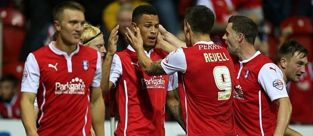 Rotherham have won six of the last eight Championship games.
