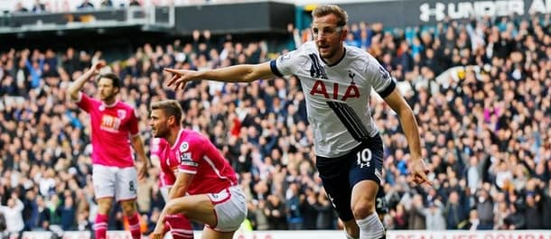 Spurs have only been beaten twice all season at White Hart Lane.