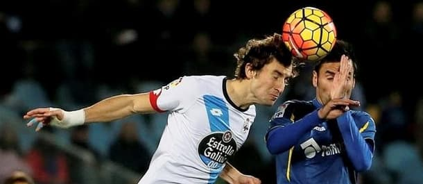 Deportivo and Getafe battled to a 0-0 draw last time they met.