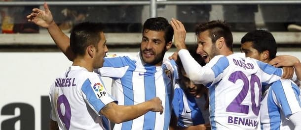 Malaga are a value bet in .Sunday's La Liga