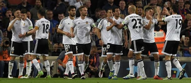 Valencia have won twice since Gary Neville left the club.