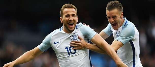 England play their second Euro 2016 warm-up game against Australia on Friday.