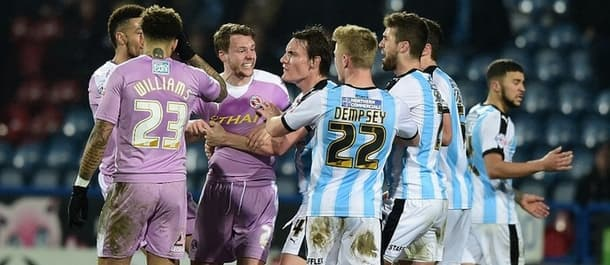 Both Huddersfield and Reading may struggle in next year's Championship.