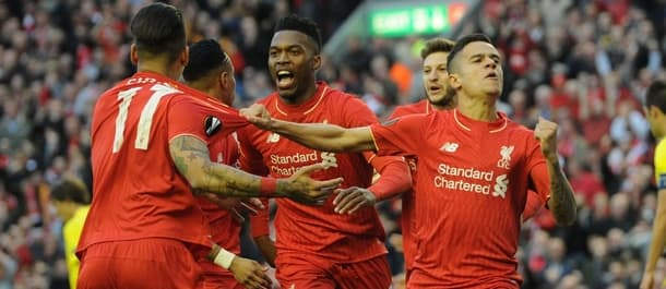 Liverpool can qualify for the Champions League with victory on Wednesday night.