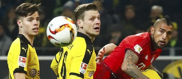 Bayern Munich and Borussia Dortmund meet again in the DFB Pokal.