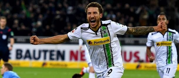 Monchengladbach regularly feature in high-scoring Bundesliga games.