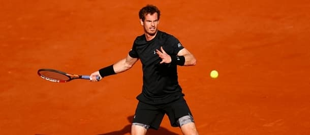 Andy Murray has a great draw in the French Open.
