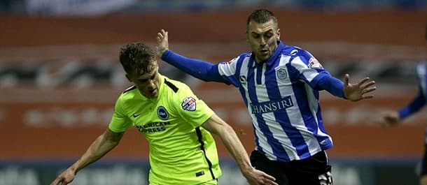 Sheffield Wednesday and Brighton have drawn 0-0 twice this season.