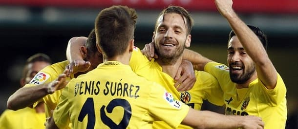 Villarreal are a ridiculous price to finish the season on a high.