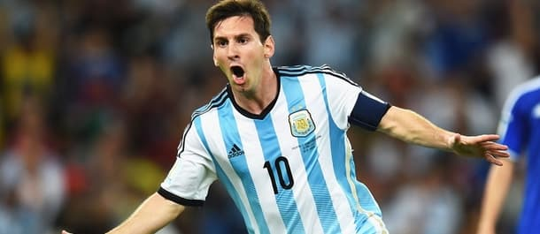 Messi is a great bet for most valuable player at the Copa America.