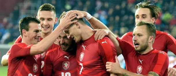 Czech Republic and Turkey face a battle for qualification.