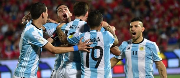 Argentina haven't won the Copa America since 1993.