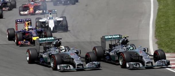 The Circuit Gilles Villeneuve is one of Formula One's hardest tracks.