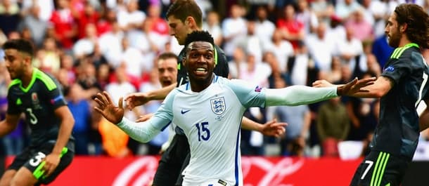 Daniel Sturridge scored the winner for England against Wales.