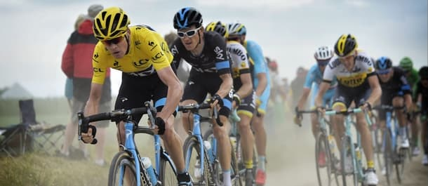 Chris Froome is favourite for the Tour de France 2016.
