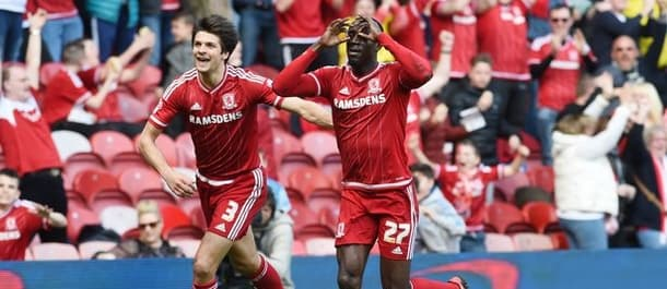 Middlesbrough finished second in last year's Championship.