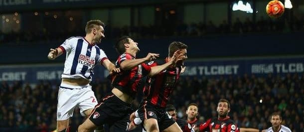West Brom and Bournemouth survived the drop last season.