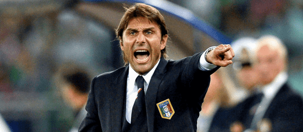 Antonio Conte's Italy reached the quarter finals of Euro 2016.