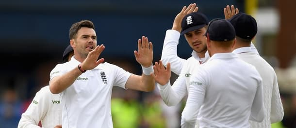 England face Pakistan in a four-match Test Series this summer.