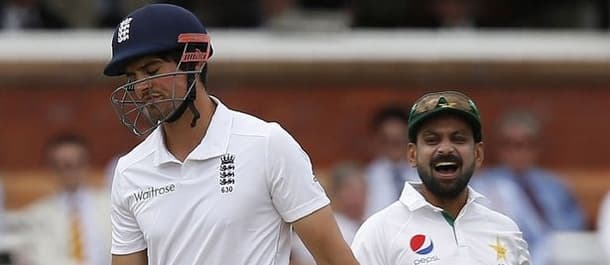 Alastair Cook blamed naive batting for England's 75 run defeat to Pakistan.