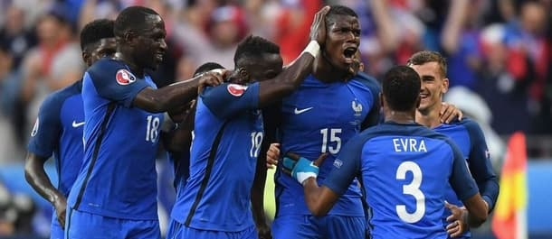 France outclassed Iceland in the quarter finals.
