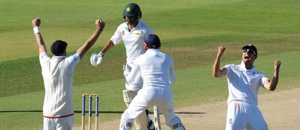 England hold a 2-1 lead going into the fourth test at the Oval.
