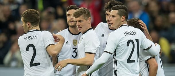 Germany play their first International since Euro 2016 at home to Finland.