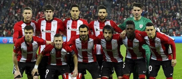Athletic Bilbao are overpriced to finish in the top four.