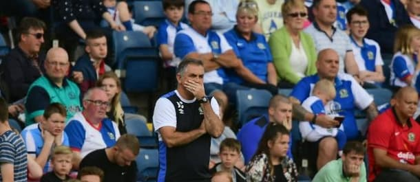 As a former Burnley boss, Owen Coyle has his work cut out at Blackburn.
