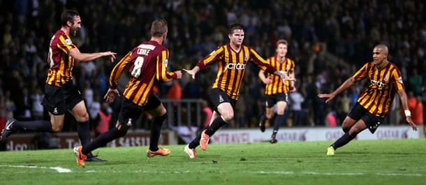 Bradford have won three of four League One matches so far.