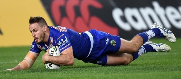 Canterbury have won seven of their last eight NRL games.