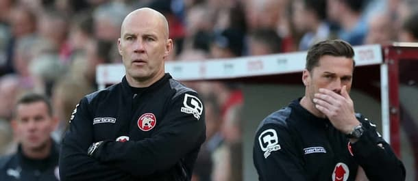 Walsall are in the bottom four and facing a relegation battle.