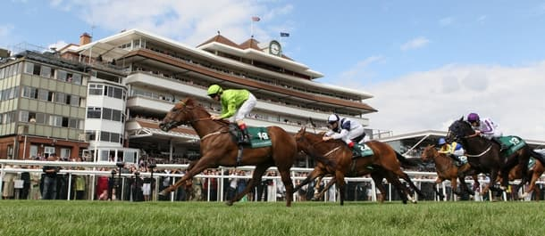 New Caledonia has a favourites chance at Newbury this afternoon.