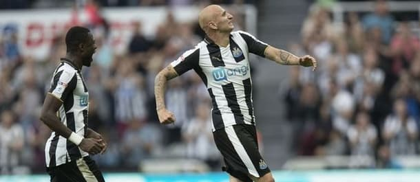 Newcastle have won three Championship games in a row.