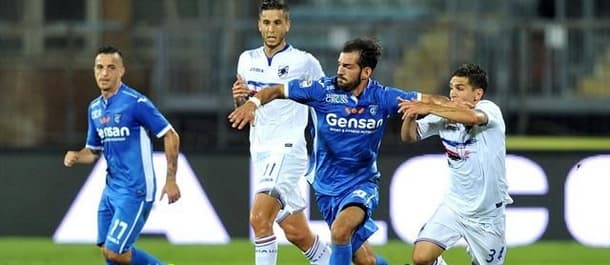 None of Empoli's games this season has featured more than two goals.