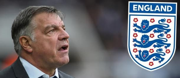 Sam Allardyce faces Slovakia in his first match as England boss.