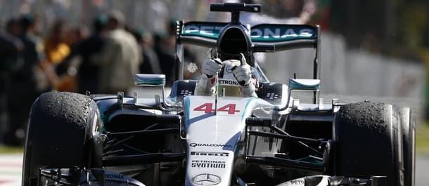 Lewis Hamilton has won three of the last four Italian Grand Prix renewals.