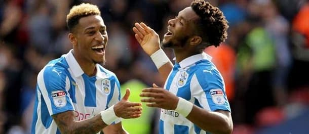 Huddersfield have won all four Championship home games this season.